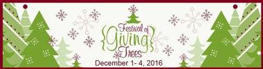 Festival of (giving) Trees