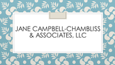 Jane Campbell-Chambliss & Associates, LLC