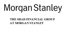 The Shad Financial Group at Morgan Stanley