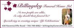 Billingsley Funeral Home