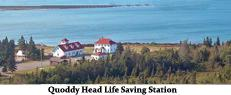 Quoddy Head Lifesaving Station